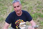 Organizátor Labefestu Igor Bayer