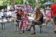 Již tradičně v neděli od 15 hodin se uskutečnil další Malý Hamburk.