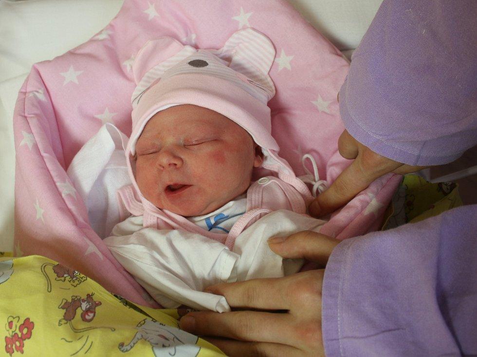 Kimberly Havelcová se narodila Michaele Havelcové z Ústí nad Labem 3. října v 7.52 hod. v ústecké porodnici. Měřila 48 cm a vážila 2,84 kg.