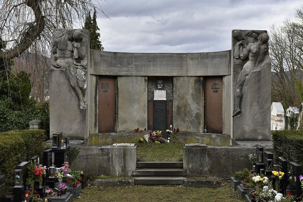 Muzeum v pátek 8. března připomnělo výročí 164 let od narození průmyslníka Johanna Schichta