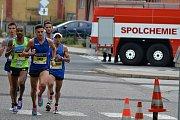 Střípky z ústeckého půlmaratonu