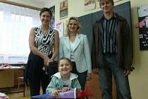 První školní den v ZŠ Mírová