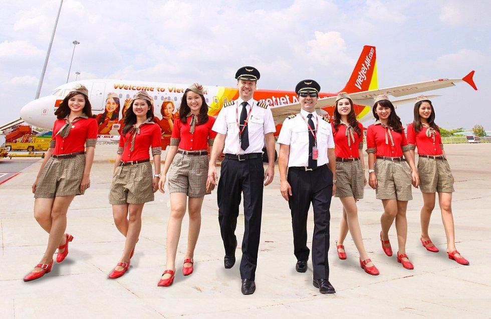 Viet Jet Air's.