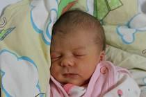 Markétka Kubcová se narodila Zuzaně Kubcové z Ústí nad Labem 16. prosince v 7.35 hod. Měřila 48 cm, vážila 3,45 kg