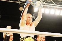 Že by Lukáš Konečný boxoval o mistra světa v Ústí, kde nedávno obhájil titul ME, je málo pravděpodobné.