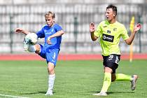 FK Ústí nad Labem - FC Slovan Liberec (přípavné utkání) 1:2