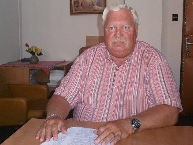 Bývalý policejní psycholog Josef Kovářík.