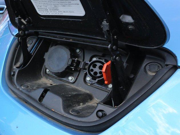 Elektromobil, ilustrační foto.
