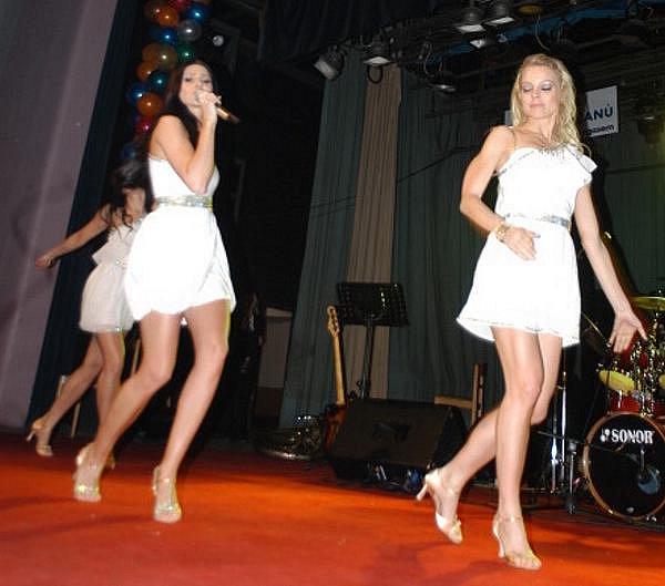 14. Ples Ústečanů navštívila i Tereza Kerndlová