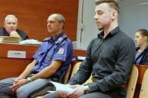 Jakub Ševčík z Dubí na Teplicku stanul před Krajským soudem v Ústí nad Labem
