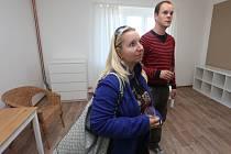 Fokus Labe otevřel dva nové chráněné byty ve Všebořicích.