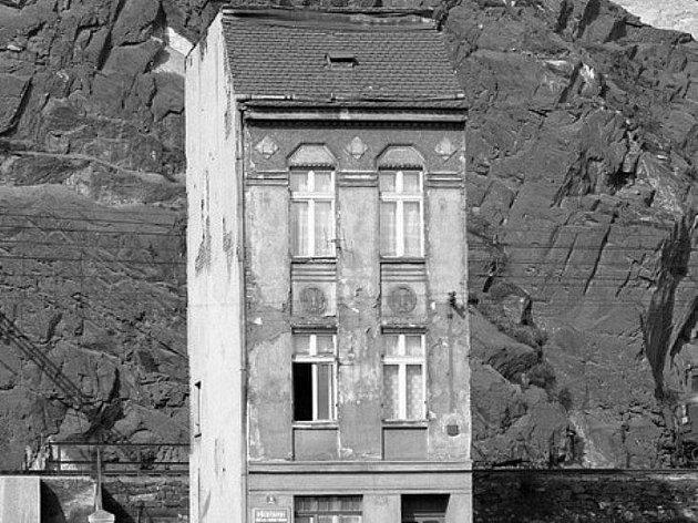 Jednalo se o nejužší dům ve měste