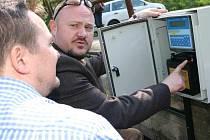 Ultrazvuková sonda ohlásí povodeň, potvrzuje Radek Vonka