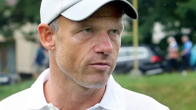David Jarolím - trenér FK Ústí nad Labem