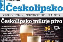 Nové vydání Týdeníku Českolipsko