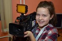 Letní prázdniny dětem zpestří mediální tábor.