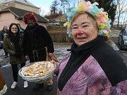 Tradiční Masopust v Homoli u Panny.