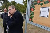 Legendární Fešák Pavel Brümer, ústecký muzikant a patriot, měl pěkné rozloučení.