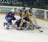 Ústečtí lvi zápas bohužel prohráli, vítězem Play off se stali hokejisté z Chomutova.