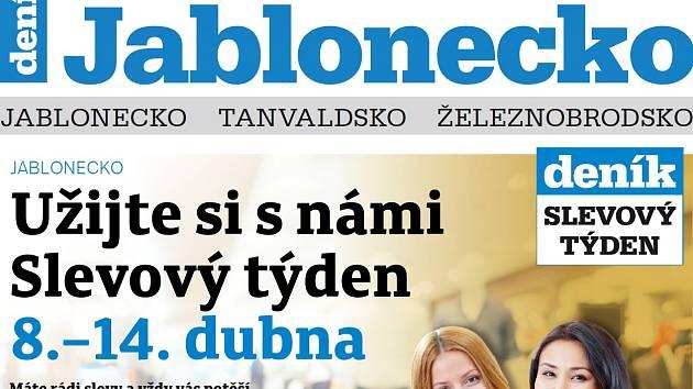 Nový týdeník Jablonecko