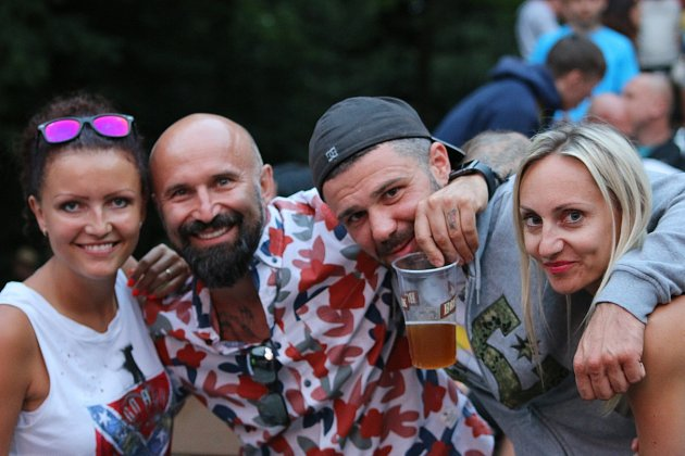 Pivovarské slavnosti vÚstí nad Labem 2017.