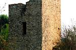 Hrad se nachází v obci Niederlauterstein, mezi městy Marienberg a Pockau, ve středním Krušnohoří.