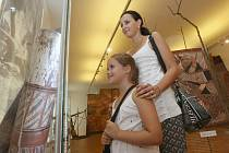 Výstava Umění australských domorodců.