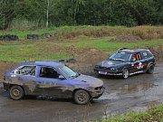 Seriál AutopointCup na závodišti v Chabařovicích pokračoval pátým dílem.
