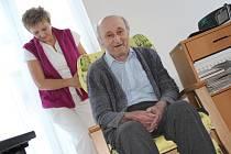 Ilustrační snímek. Domov pro seniory.