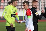 SK Slavia Praha - FK Ústí nad Labem, zimní příprava 2020