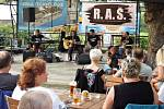 Stará škola a R. A. Š. na Tivolím hudebním létu