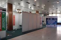 Krajská zdravotní otevře velkokapacitní očkovací centrum v Ústí nad Labem.