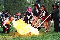Pálení čarodějnic připadá na poslední dubnový den.