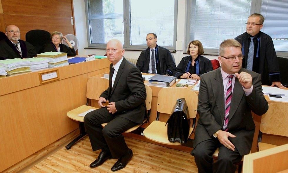 Pavel Kouda (vlevo) a Pavel Markvart.