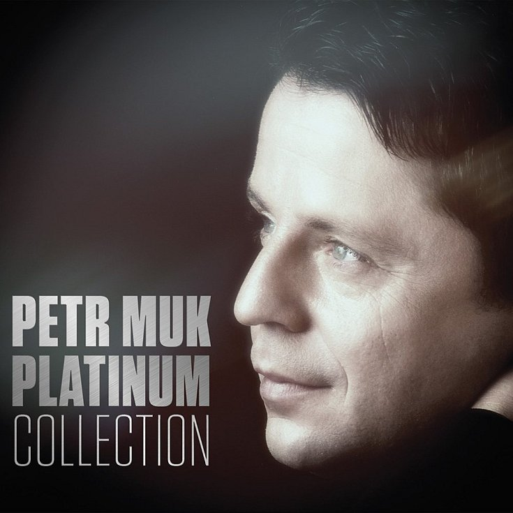 "Obal 3CD kompilace ""Platinum Collection""."