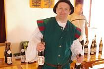 Den vína a burčáku se konal na Střekově.