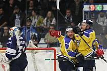 Ústečtí hokejisté před rokem vyřadili Kladno. Jak dopadne série tentokrát?
