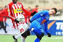 Ústečtí fotbalisté ztratili ve čtvrtfinále Tipsport ligy sérii neporazitelnosti, když podlehli Viktorii Žižkov 1:3. Spraví si chuť v přípravném duelu s libereckým Slovanem?