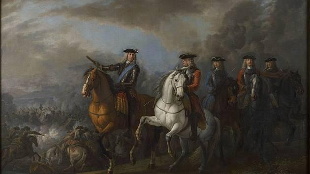 Pieter van Bloemen: Vévoda z Marlborough.