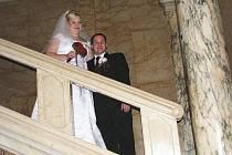 Manželé Rážkovi si řekli své ANO 7. listopadu 2009