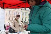 Směsi Zdislava nesou jméno zakladatelky firmy, Grety Zdislavy Zitkové (na snímku).
