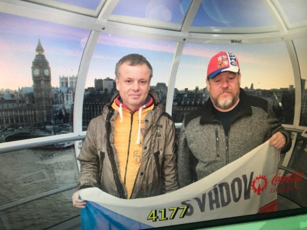 Čtenáři Deníku fandili Wembley.