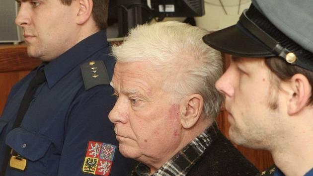 Eduard Černý u krajského soudu
