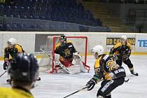Lední hokej HC Slovan x. SK Kadaň - foto
