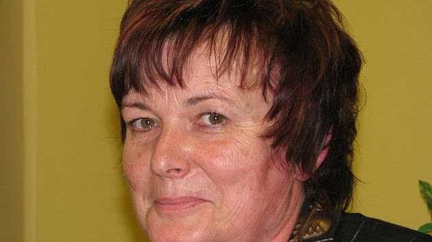 Miloslava Válková, starosta Neštěmic