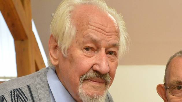 Spisovatel Ladislav Muška.