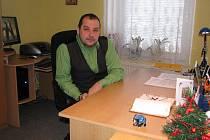 Starosta Chuderova Stanislav Kovář.