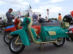 V Chabařovicích si přijdou na své zejména milovníci starých motocyklů.