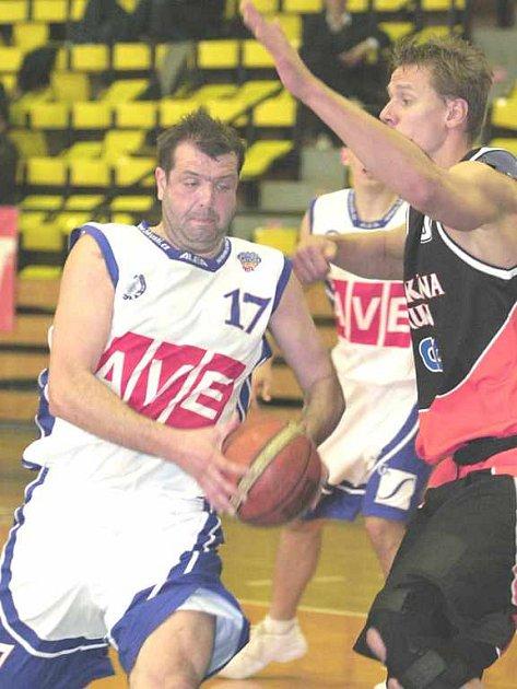 Basketbalisté Ústí podlehli Kunínu
