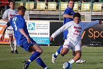 Ústečtí fotbalisté podlehli na hřišti FK Olomouc 1:3